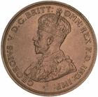 Penny 1911: Photo Specimen Coin - 1 Penny, Australia, 1911