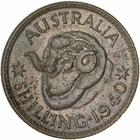 Shilling 1940: Photo Coin - 1 Shilling, Australia, 1940