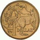 Australia / One Dollar 1991 (mint sets only) - reverse photo