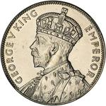 Australia / Florin 1934-1935 Centenary of Victoria / Proof-like - obverse photo