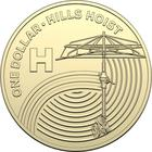 Australia / One Dollar 2019 H - Hills Hoist - reverse photo