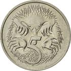 Australia / Five Cents 1976 - reverse photo