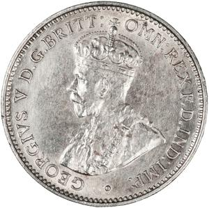 Australia / Threepence 1936 - obverse photo