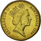 Australia / One Dollar 1994 - obverse photo
