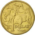 Australia / One Dollar Mob of Roos - reverse photo