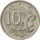 Australia / Ten Cents 1976 - reverse photo