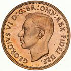 Australia / Halfpenny 1951 / Proof (Royal Mint London) - obverse photo