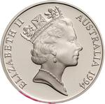 Australia / Twenty Cents 1994 / Proof FDC - obverse photo
