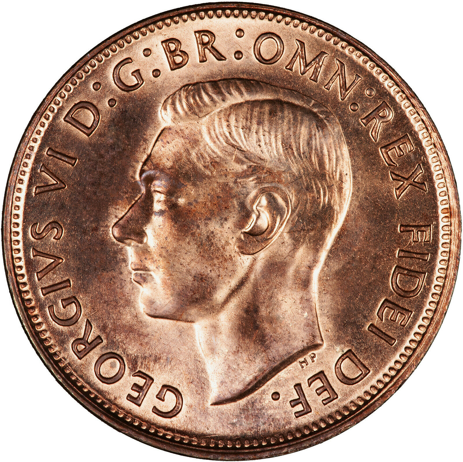 Penny 1949, Coin from Australia - Online Coin Club