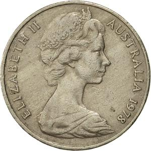 Australia / Twenty Cents 1978 - obverse photo