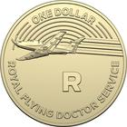 Australia / One Dollar 2019 R - Royal Flying Doctor Service - reverse photo