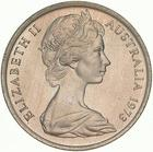 Australia / Five Cents 1973 - obverse photo