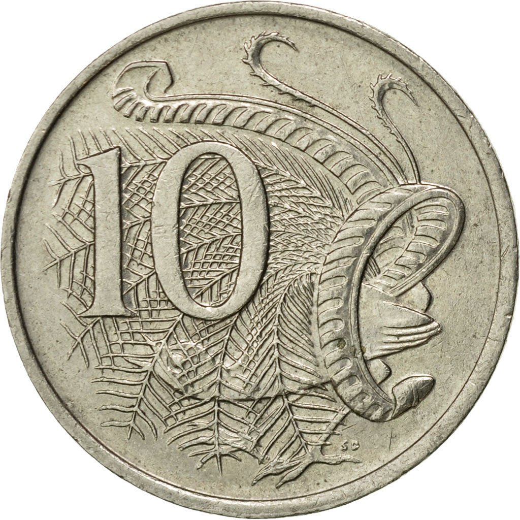 Ten Cents 1978: Photo Coin, Australia, 10 Cents, 1978