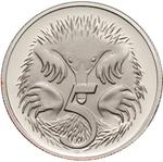 Australia / Five Cents 2006 / Proof FDC - reverse photo
