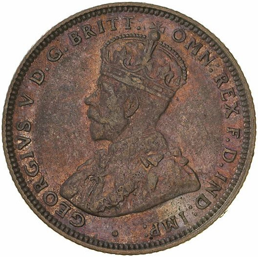 Shilling 1926: Photo Coin - 1 Shilling, Australia, 1926