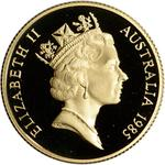 Australia / Two Hundred Dollars 1985 / Proof - obverse photo