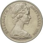 Australia / Twenty Cents 1974 - obverse photo