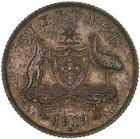 Australia / Sixpence 1919 / Proof - reverse photo