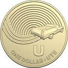 Australia / One Dollar 2019 U - Ute - reverse photo