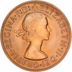 Australia / Penny 1959 / Proof (Perth Mint) - obverse photo