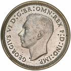 Australia / Threepence 1939 - obverse photo