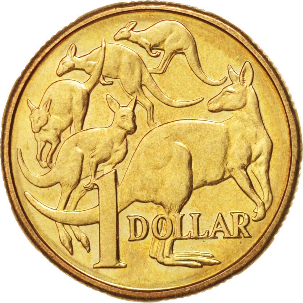 One Dollar 1985, Coin from Australia - Online Coin Club