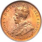 Australia / Penny 1919 - obverse photo
