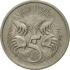 Australia / Five Cents 1981 - reverse photo