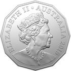 Australia / Fifty Cents 2019 (Fifth Portrait) / In mint sets - obverse photo