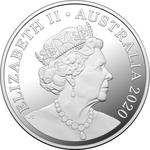 Australia / Five Cents 2020 / Proof FDC - obverse photo