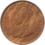 British Honduras / One Cent 1911