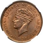 One Cent 1939: Photo British Honduras 1939 cent