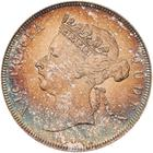 British Honduras / Fifty Cents 1895 - obverse photo