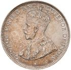 British Honduras / Twenty Five Cents 1911 - obverse photo