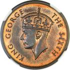 British Honduras / One Cent 1950 / Proof - obverse photo