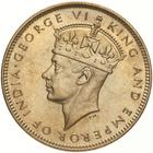 British Honduras / Five Cents 1942 - obverse photo
