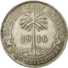 British West Africa / Two Shillings 1916 - reverse photo