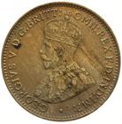Threepence 1925: Photo Proof Coin - 3 Pence, British West Africa, 1925