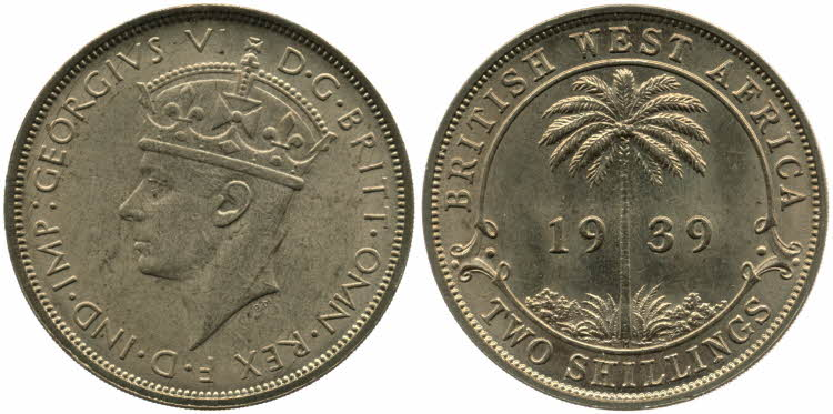 Two Shillings 1939: Photo Test Customer