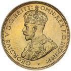 Sixpence 1924: Photo Proof Coin - 6 Pence, British West Africa, 1924