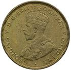 British West Africa / Two Shillings 1924 - obverse photo