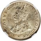 British West Africa / Threepence 1920 (Silver) - obverse photo