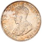 British West Africa / Two Shillings 1913 - obverse photo