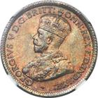 British West Africa / Sixpence 1913 - obverse photo