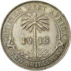 British West Africa / Two Shillings 1918 - reverse photo