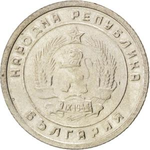 Bulgaria / Ten Stotinki 1951 - obverse photo