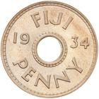 Fiji / Penny - reverse photo