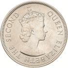 Fiji / Shilling 1965 - obverse photo