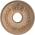 Fiji / Penny 1936 (King Edward VIII) - obverse photo