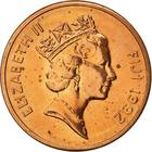 Fiji / One Cent 1992 - obverse photo